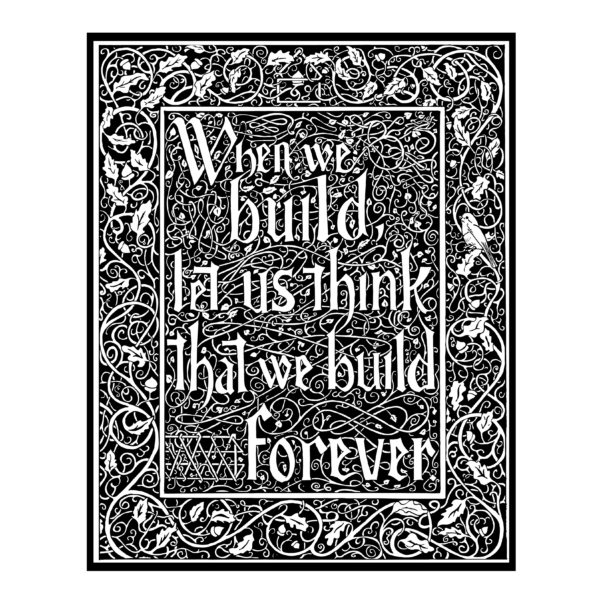 When We Build