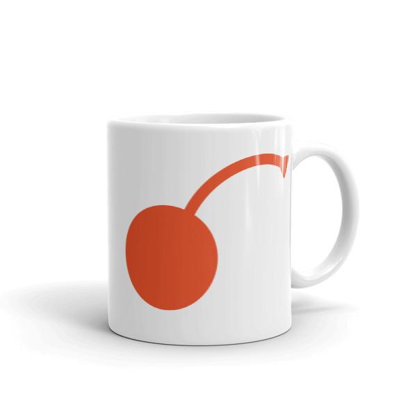 I Cherry MPLS Mug Logo