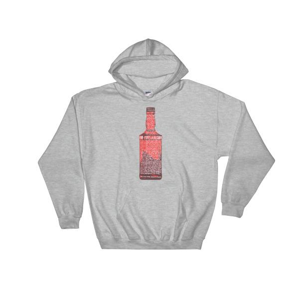 Regular Bottle Hoodie
