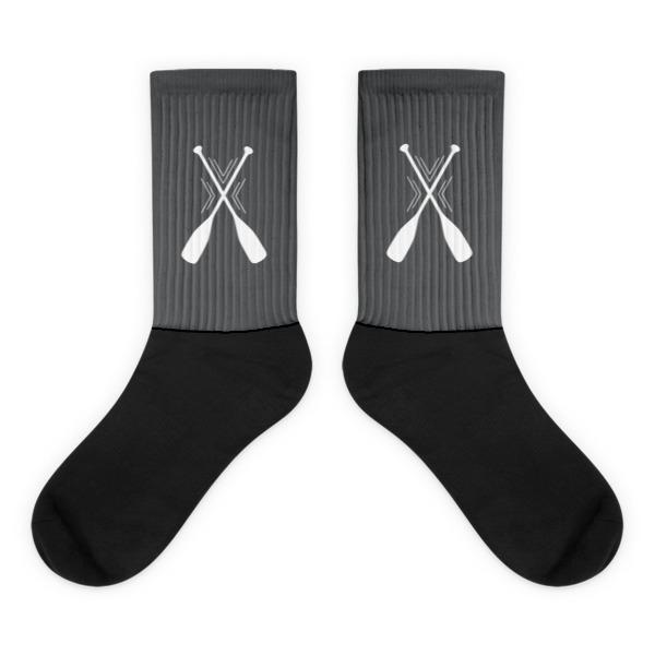 Nokomis Paddles Socks Gray