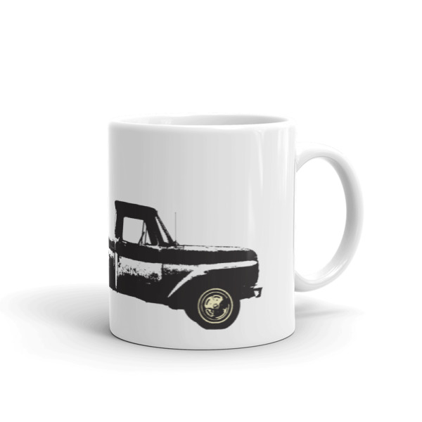 Old Time Hockey Mug Blacktop Bar