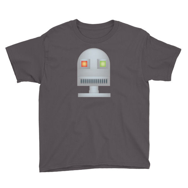 Robot Tee Youth