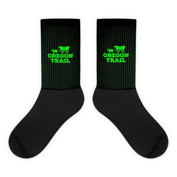 Oregon Trail Sock Wagon