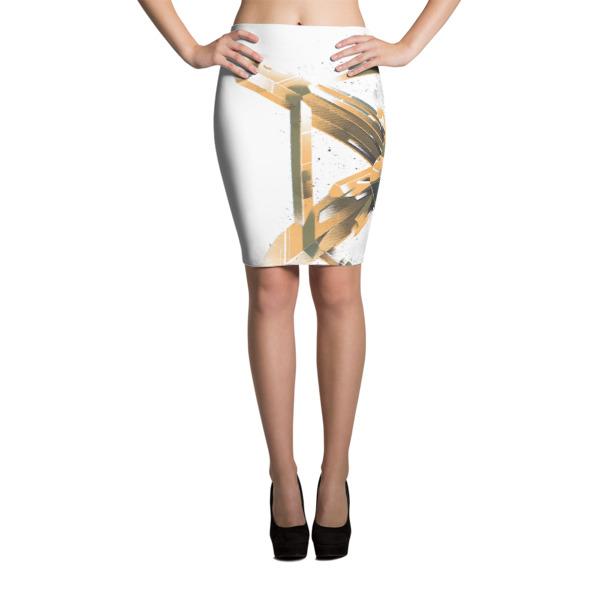 Crystal Flake Skirt