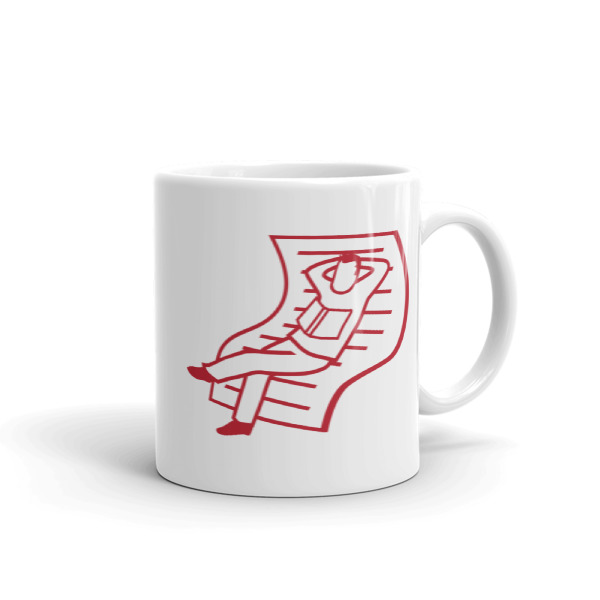 Magic Page Mug