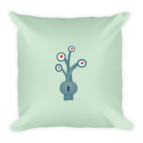Alien Pillow