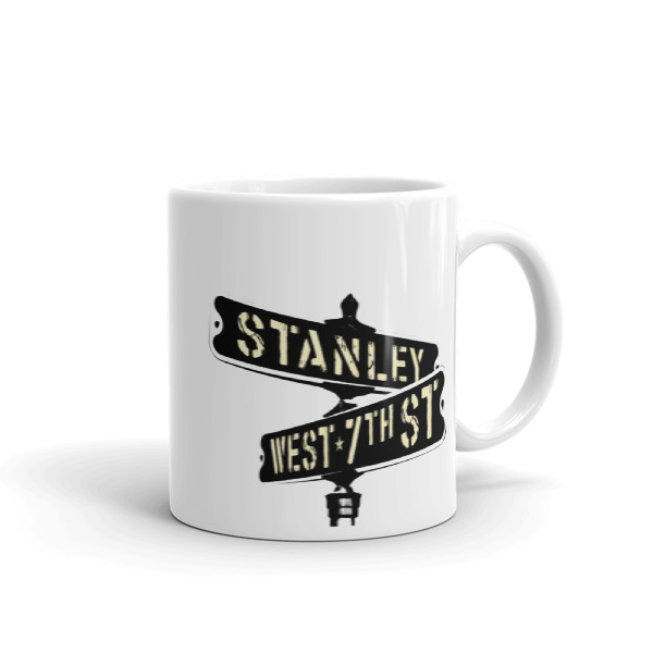 Old Time Hockey Mug Stanley & 7th