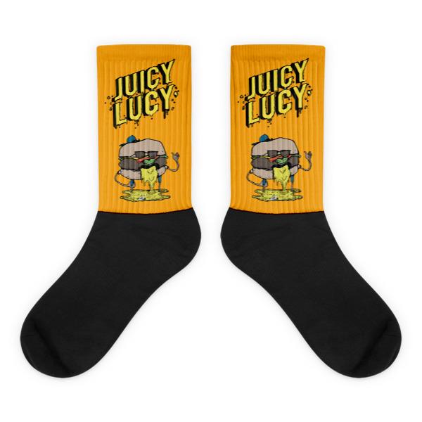 Juicy Lucy Socks