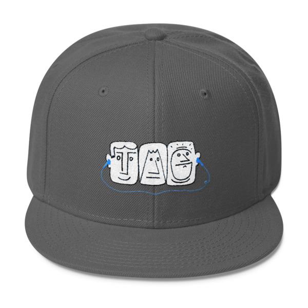 Listen Dude Hat Snapback