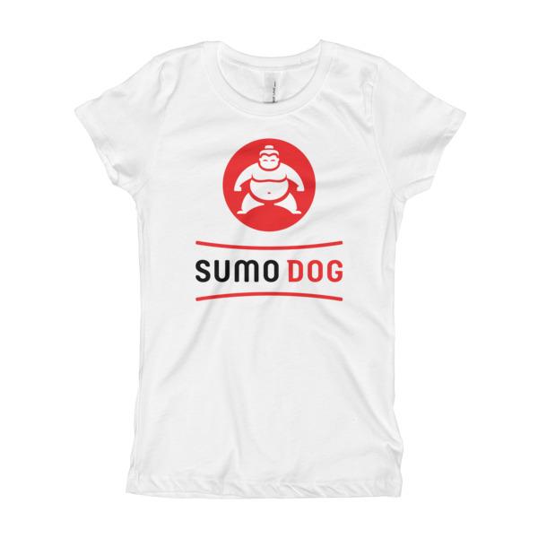 Sumo Dog Tee Girls