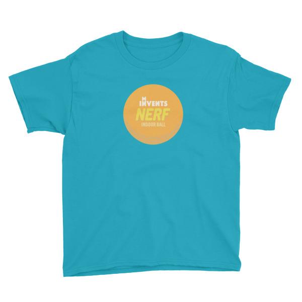 Foam Fun Tee Youth Logo