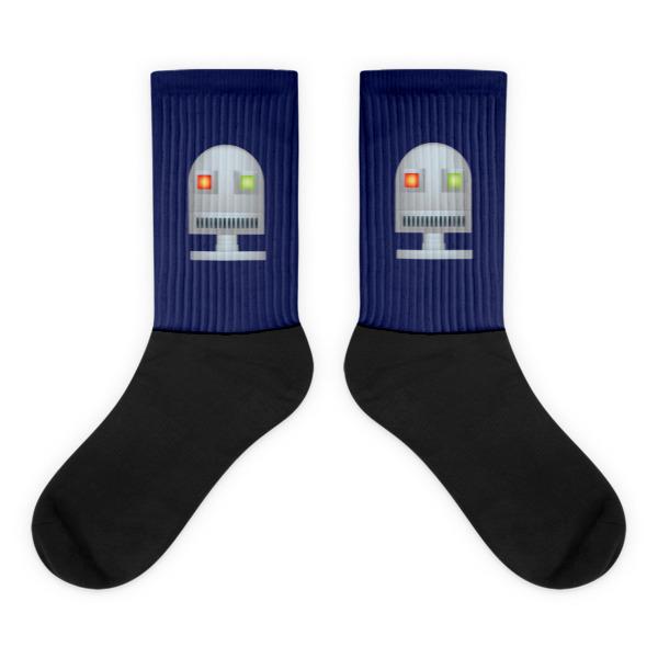 Robot Socks