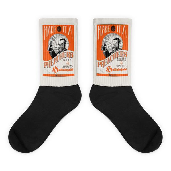 Preachers Socks
