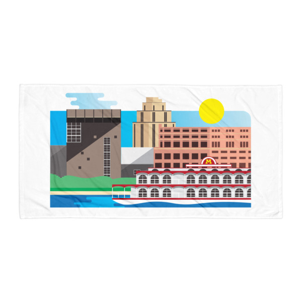 St. Paul Beach Blanket Summer