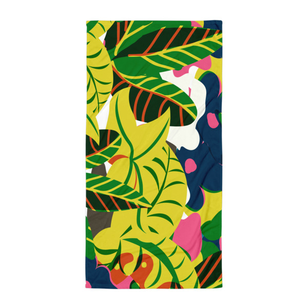Foliage Beach Blanket