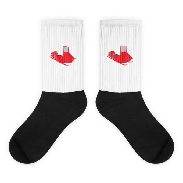 Snow Mobile Socks