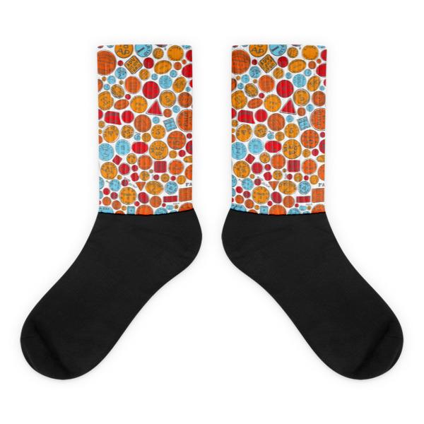 Postage Bold Socks