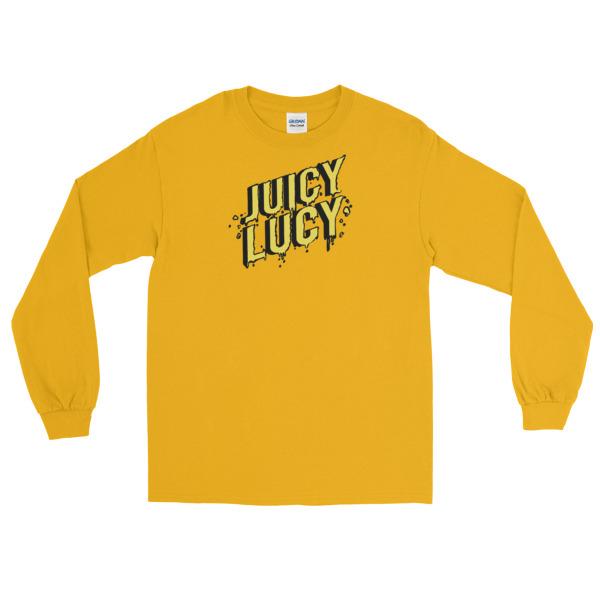 Juicy Lucy Shirt Longsleeve Wordmark