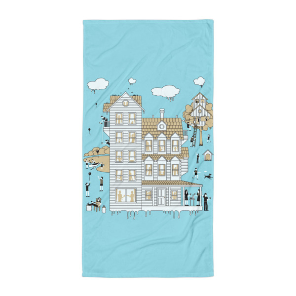 Stay Cool Beach Blanket