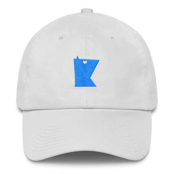 Equal Equals State Buckle Hat