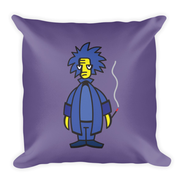 Randy Smoker Pillow