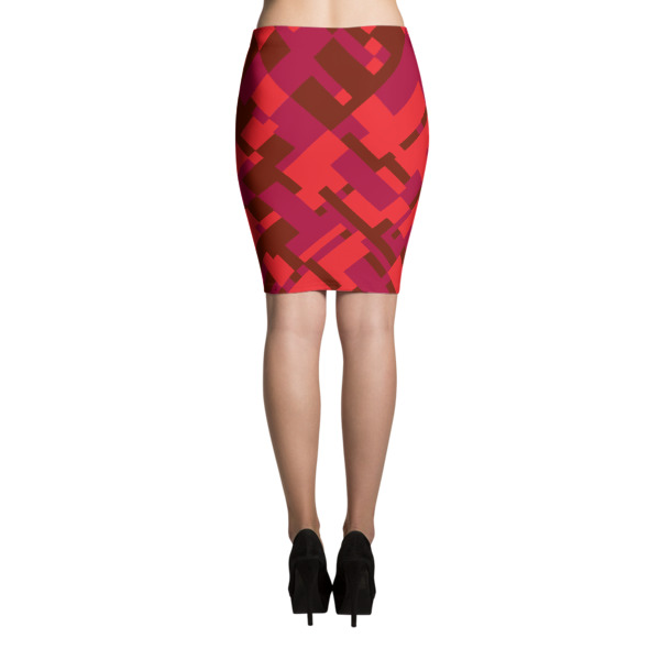 Brickwork Skirt