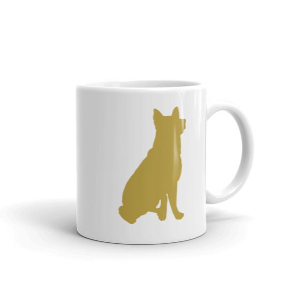 Country Dog Mug