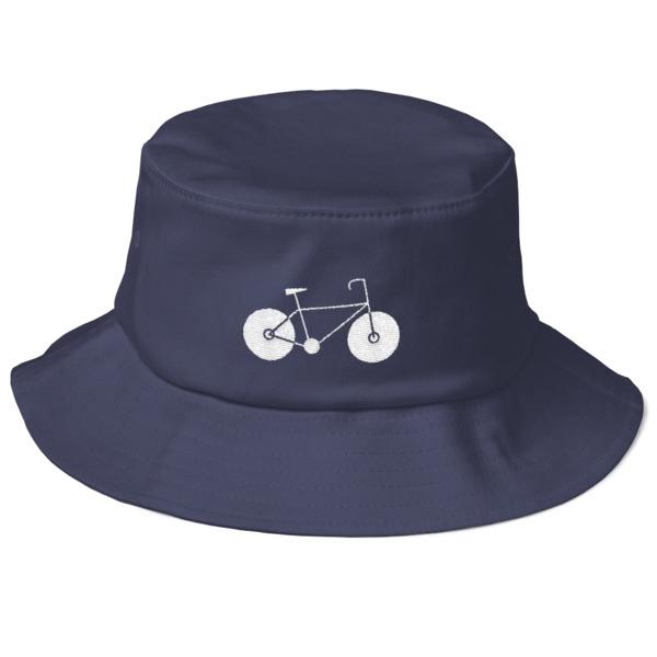 Nokomis Bicycle Bucket Hat
