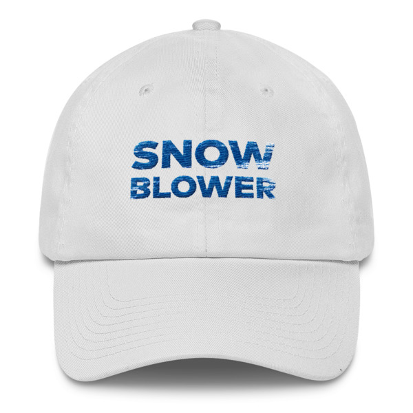 Snowblower Buckle Hat