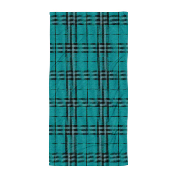 Cabin Cloth Beach Blanket Plaid