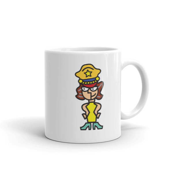 The Cookie Dictator Mug
