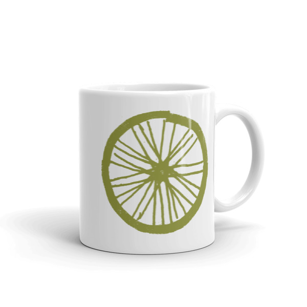 Country Wheel Mug