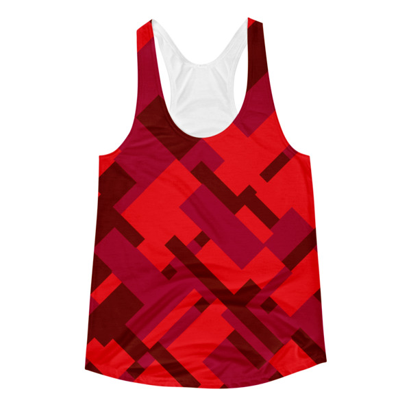 Brickwork Tank Women