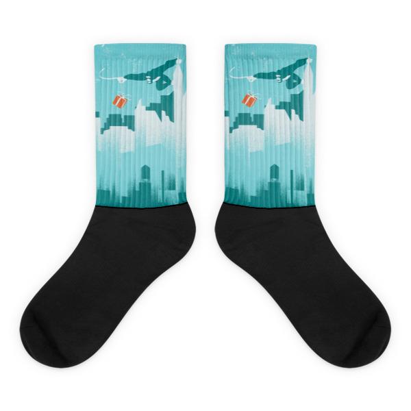 Big Present Socks
