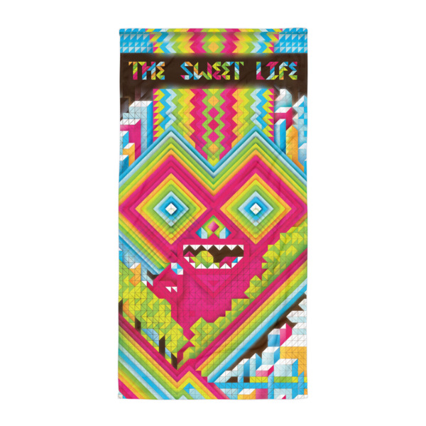 Sweet Life Beach Blanket