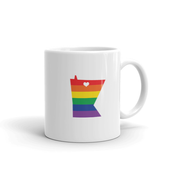 Equal Equals Love Pride Mug