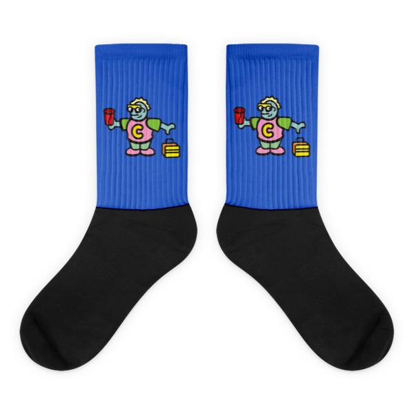 Lunchtime Socks