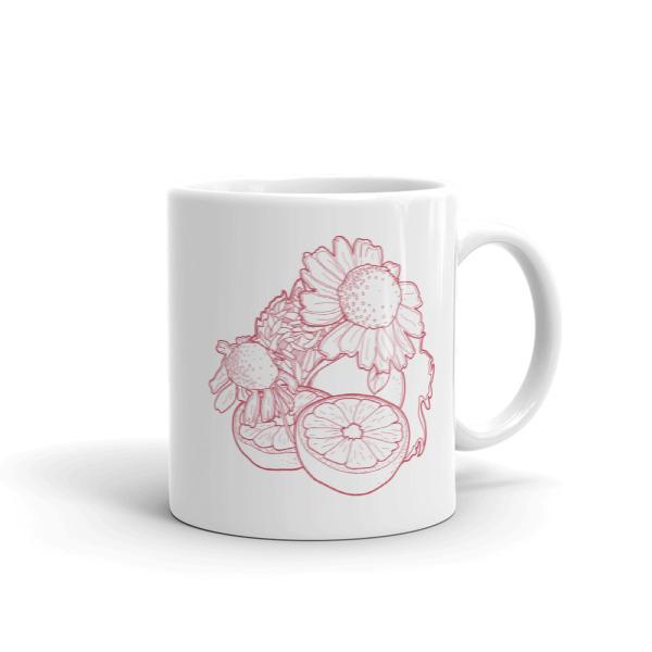 Joia Mug Lineart