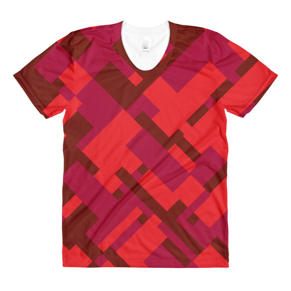 Brickwork Tee Women