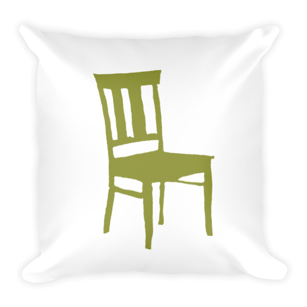 Country Chair Pillow