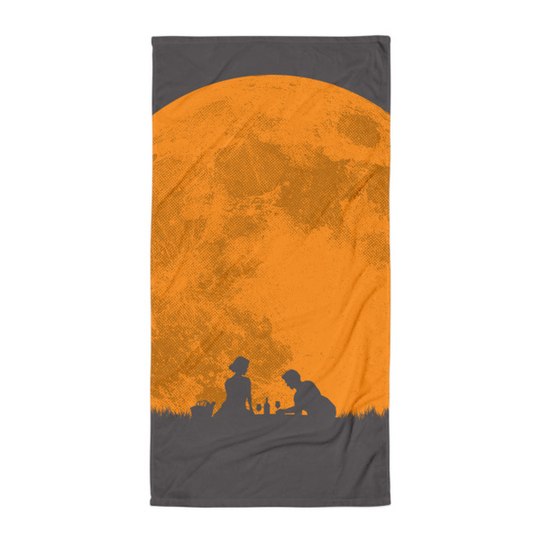 Harvest Moon Beach Blanket