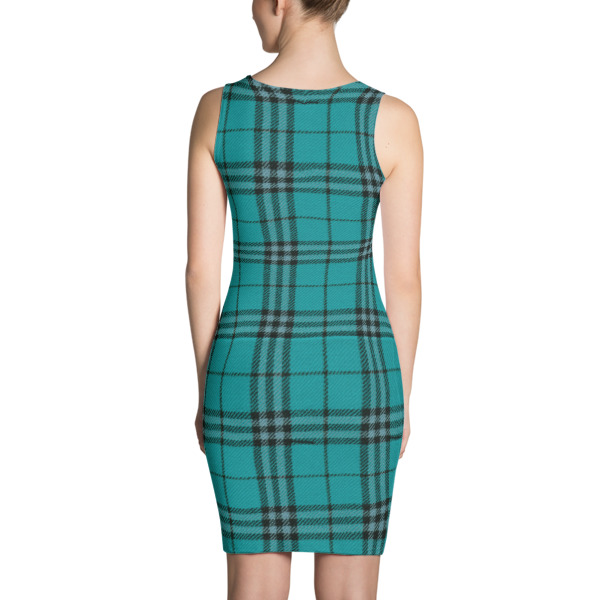 Cabin Cloth Dress Plaid