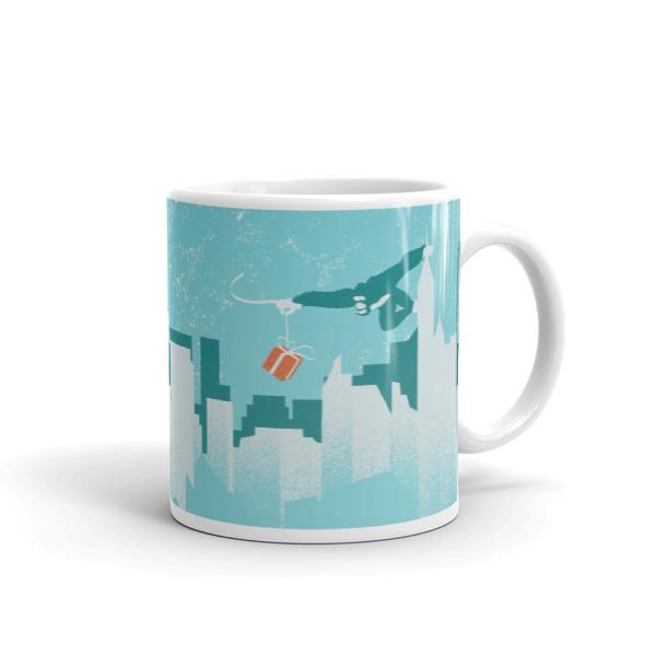 Big Present Mug