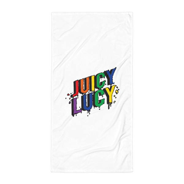 Juicy Lucy Pride Beach Blanket