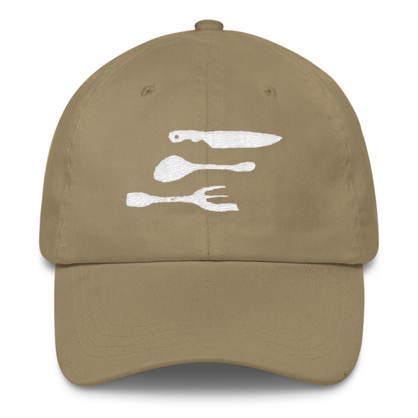 Country Utensils Hat