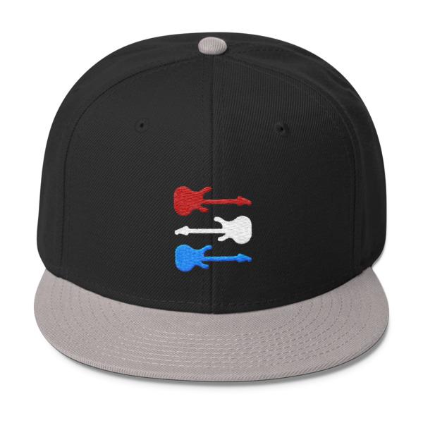 Freedom Fun Guitars Snapback Hat