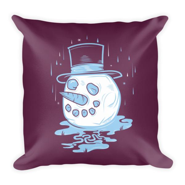 Warm Winter Pillow