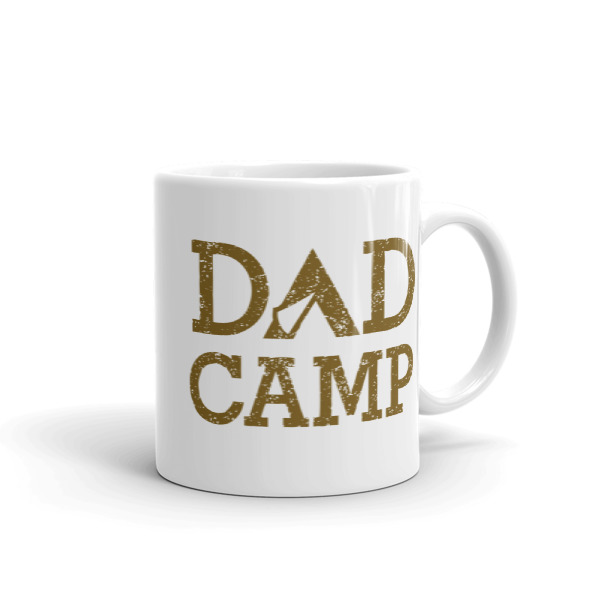 Dad Camp Mug