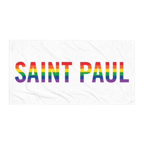 St. Paul Pride Beach Blanket
