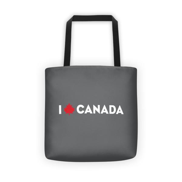 I Maple Canada Tote